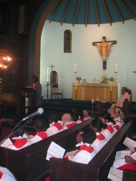St. George's Chapel ca 2006